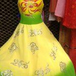 Cắt decal ép trang phục biểu diễn