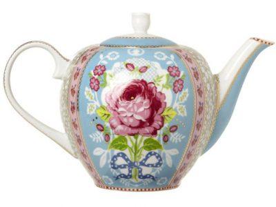 Decal nhiệt in ép ấm trà